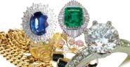 金・貴金属・銀・プラチナ・ダイヤなどの宝石類