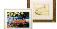 絵画・人間国宝や著名作家の作品等